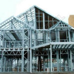 A leveza do Steel Framing
