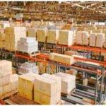 Métodos de armazenamento de pallets