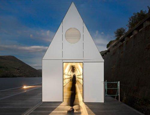 Cais de Bagaúste: Arquitetura Moderna e Tradição Secular